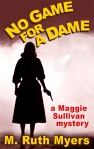 Maggie Sullivan mystery #1 shows woman private eye