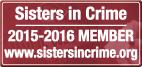 Sisters in Crime logo