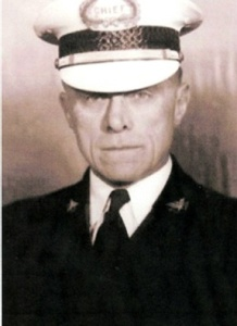 Police Chief Rudolph Wurstner, Dayton, Ohio